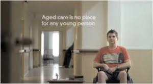 aged care for young people